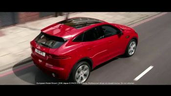 2018 Jaguar E-Pace TV Spot, 'Drive Like Everyone's Watching' [T1] - Thumbnail 3