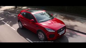 2018 Jaguar E-Pace TV Spot, 'Drive Like Everyone's Watching' [T1] - Thumbnail 8