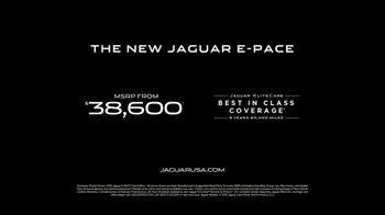 2018 Jaguar E-Pace TV Spot, 'Drive Like Everyone's Watching' [T1] - Thumbnail 9