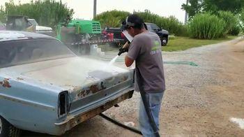 Dustless Blasting TV Spot, 'News Flash: Recent Work' - Thumbnail 4