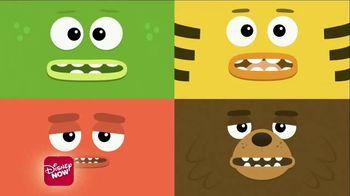 DisneyNOW App TV Spot, 'Big Block SingSong Shorts'