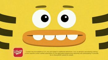 DisneyNOW App TV Spot, 'Big Block SingSong Shorts' - Thumbnail 1