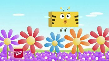 DisneyNOW App TV Spot, 'Big Block SingSong Shorts' - Thumbnail 9