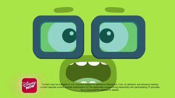 DisneyNOW App TV Spot, 'Big Block SingSong Shorts' - Thumbnail 2