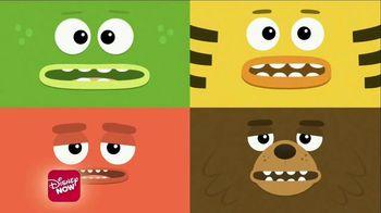 DisneyNOW App TV Spot, 'Big Block SingSong Shorts' - Thumbnail 5