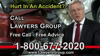 Lawyers Group TV Spot, 'Distracted Drivers' - Thumbnail 9