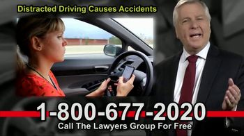 Lawyers Group TV Spot, 'Distracted Drivers'