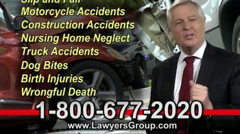 Lawyers Group TV Spot, 'Distracted Drivers' - Thumbnail 8