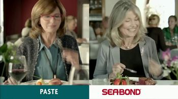 Sea Bond Denture Adhesive Seals TV Spot, 'Holds Strong Without Ooze' - Thumbnail 1