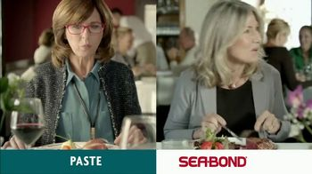 Sea Bond Denture Adhesive Seals TV Spot, 'Holds Strong Without Ooze' - Thumbnail 2