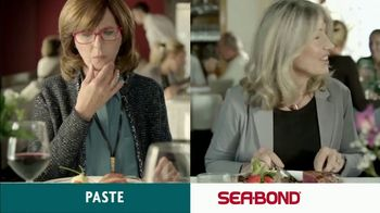 Sea Bond Denture Adhesive Seals TV Spot, 'Holds Strong Without Ooze'