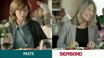 Sea Bond Denture Adhesive Seals TV Spot, 'Holds Strong Without Ooze' - Thumbnail 4