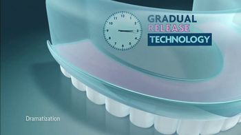 Sea Bond Denture Adhesive Seals TV Spot, 'Holds Strong Without Ooze' - Thumbnail 7