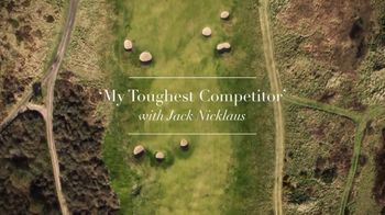 Rolex TV Spot, 'Toughest Competitor' Featuring Jack Nicklaus - Thumbnail 3