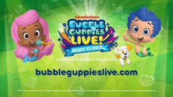 Bubble Guppies Live! Ready to Rock TV Spot, '2018 U.S. Tour' - Thumbnail 10