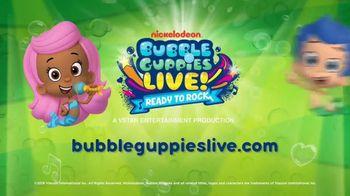 Bubble Guppies Live! Ready to Rock TV Spot, '2018 U.S. Tour'