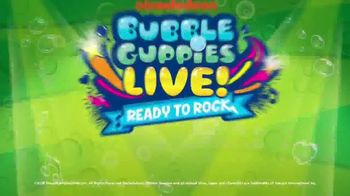 Bubble Guppies Live! Ready to Rock TV Spot, '2018 U.S. Tour' - Thumbnail 8