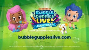 Bubble Guppies Live! Ready to Rock TV Spot, '2018 U.S. Tour' - Thumbnail 9