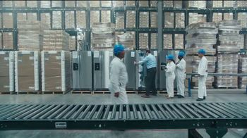 AT&T Business Edge-to-Edge Intelligence TV Spot, 'Manufacturing' - Thumbnail 1