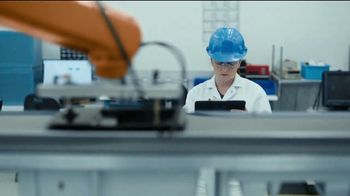 AT&T Business Edge-to-Edge Intelligence TV Spot, 'Manufacturing' - Thumbnail 3