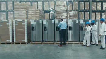AT&T Business Edge-to-Edge Intelligence TV Spot, 'Manufacturing' - Thumbnail 5