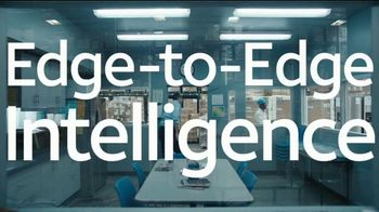 AT&T Business Edge-to-Edge Intelligence TV Spot, 'Manufacturing' - Thumbnail 7