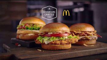 McDonald's Signature Crafted Recipes TV Spot, '15 segundos' [Spanish] - Thumbnail 3