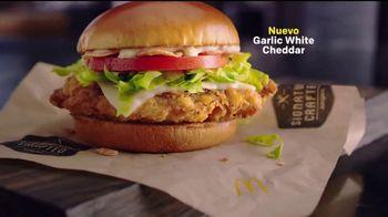 McDonald's Signature Crafted Recipes TV Spot, '15 segundos' [Spanish] - Thumbnail 4