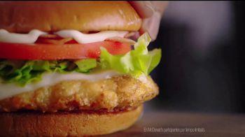 McDonald's Signature Crafted Recipes TV Spot, '15 segundos' [Spanish] - Thumbnail 9