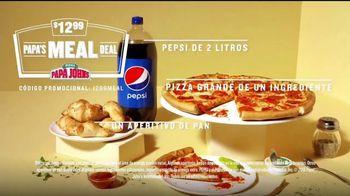 Papa John's Meal Deal TV Spot, '12.99 segundos de diversión' [Spanish] - Thumbnail 9