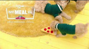 Papa John's Meal Deal TV Spot, '12.99 segundos de diversión' [Spanish] - Thumbnail 2