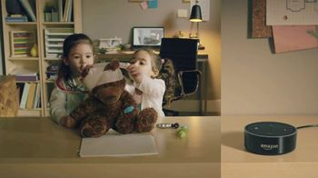 Amazon Echo Dot TV Spot, 'Little Doctors' - 274 commercial airings