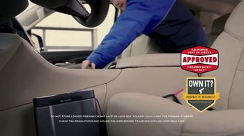 Hornady RAPiD Vehicle Safe TV Spot, 'Touch-Free Entry' - Thumbnail 9