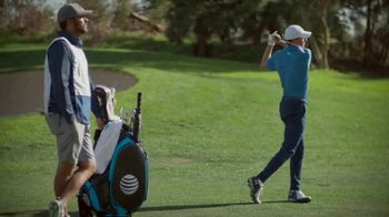 It Can Wait TV Spot, 'AT&T: Laying Up' Featuring Jordan Spieth - Thumbnail 3