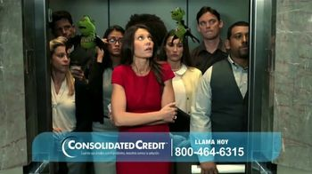 Consolidated Credit Counseling Services TV Spot, 'Elimine deudas' [Spanish]