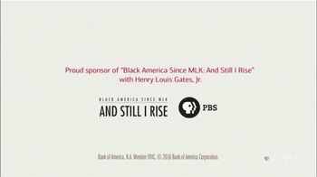 Bank of America TV Spot, 'PBS: And Still I Rise' - Thumbnail 9