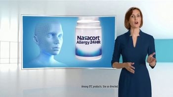 Nasacort Allergy 24HR TV Spot, 'Orchestra' - Thumbnail 5