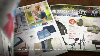 Bass Pro Shops Outdoor Escape Sale TV Spot, 'Together' - Thumbnail 9