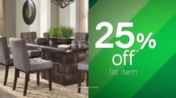 Ashley HomeStore Tax Relief Sale TV Spot, 'Four Days' - Thumbnail 4