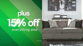 Ashley HomeStore Tax Relief Sale TV Spot, 'Four Days' - Thumbnail 5