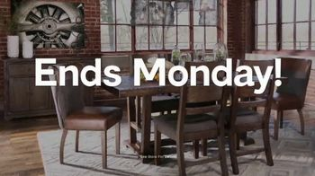 Ashley HomeStore Tax Relief Sale TV Spot, 'Four Days' - Thumbnail 7