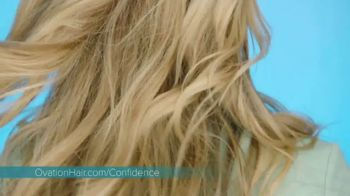Ovation Hair Color Therapy TV Spot, 'Longer Laster Color' - Thumbnail 5