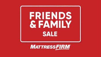 Mattress Firm Friends & Family Sale TV Spot, 'Extra 10 Percent Off' - Thumbnail 8