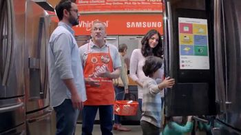 The Home Depot Spring Black Friday TV Spot, 'More Right: Kitchen Suite' - Thumbnail 3