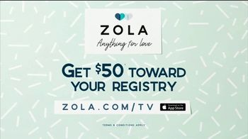 Zola TV Spot, 'Everything Guests Love to Give' - Thumbnail 10