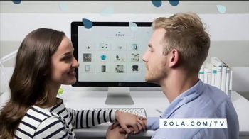 Zola TV Spot, 'Everything Guests Love to Give' - Thumbnail 2