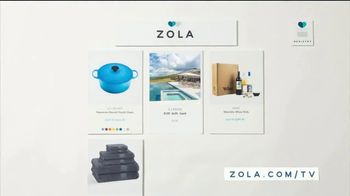 Zola TV Spot, 'Everything Guests Love to Give' - Thumbnail 3