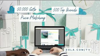 Zola TV Spot, 'Everything Guests Love to Give' - Thumbnail 5