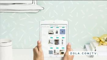 Zola TV Spot, 'Everything Guests Love to Give' - Thumbnail 6