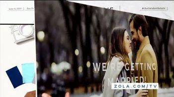 Zola TV Spot, 'Everything Guests Love to Give' - Thumbnail 8